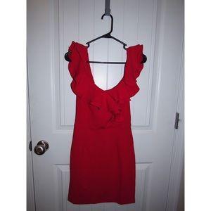 LuLu's Red dress
